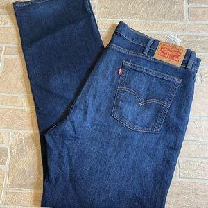 514 Mens Jeans 40 x 32 Slim Straight
